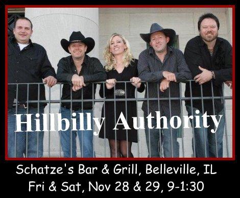 Hillbilly Authority 11-28, 11-29-14