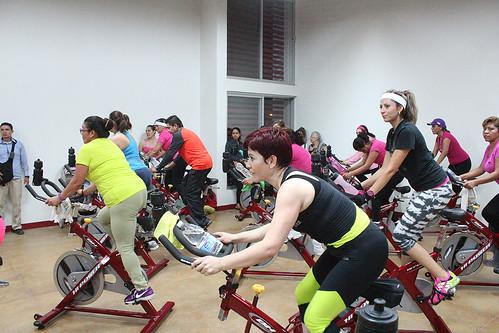 Se mantiene el firme impulso al deporte y programas para la activación física