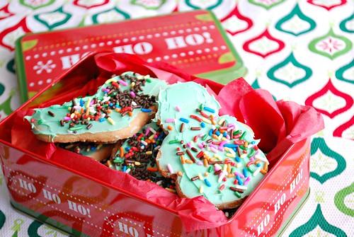 2 Days to Christmas Countdown! - Christmas Sugar Cookies