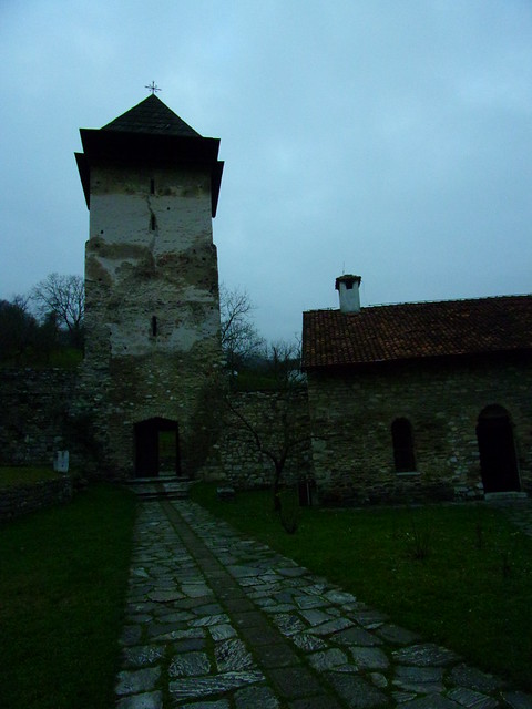 Bell Tower, Studenica