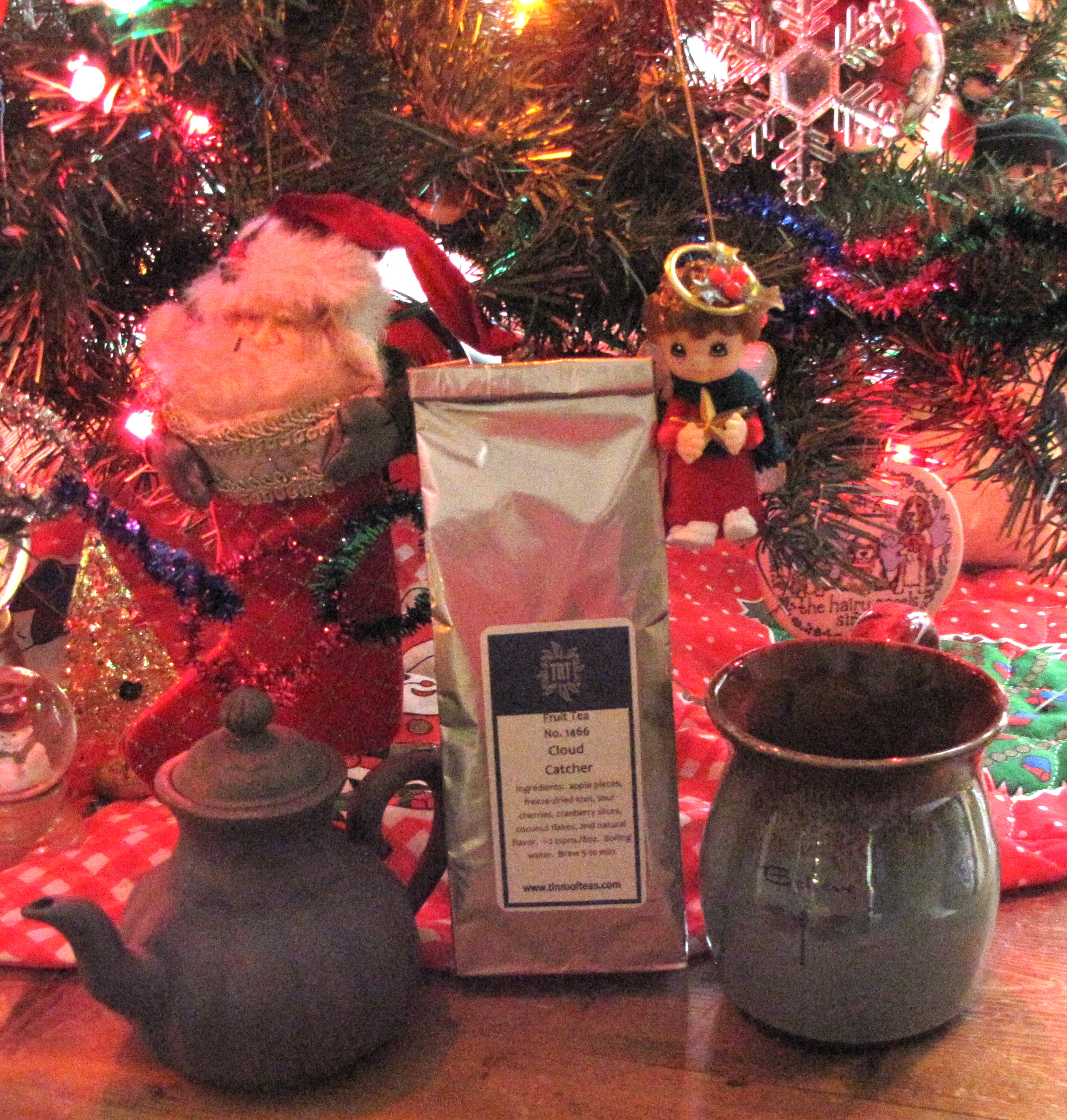 Tea for Christmas