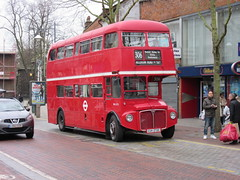 An Old Bus
