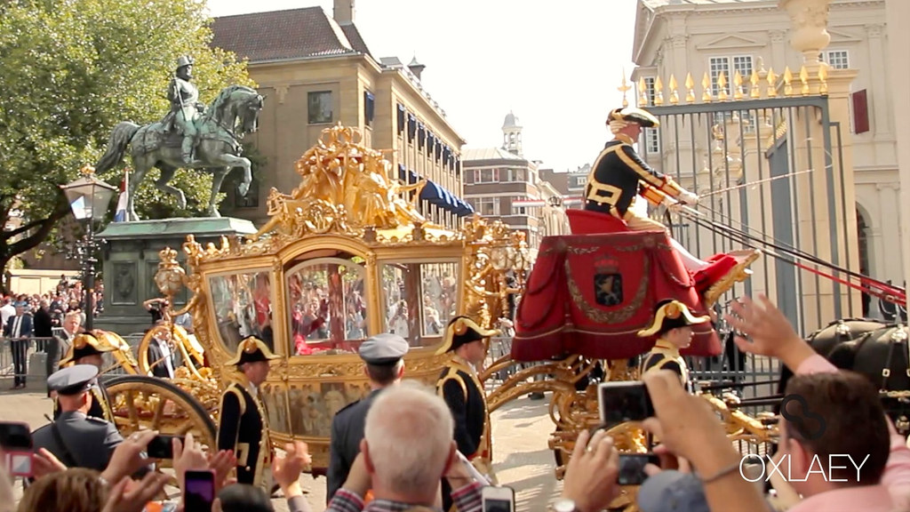 Prinsjesdag • The Prince's Day • The Hague - 2