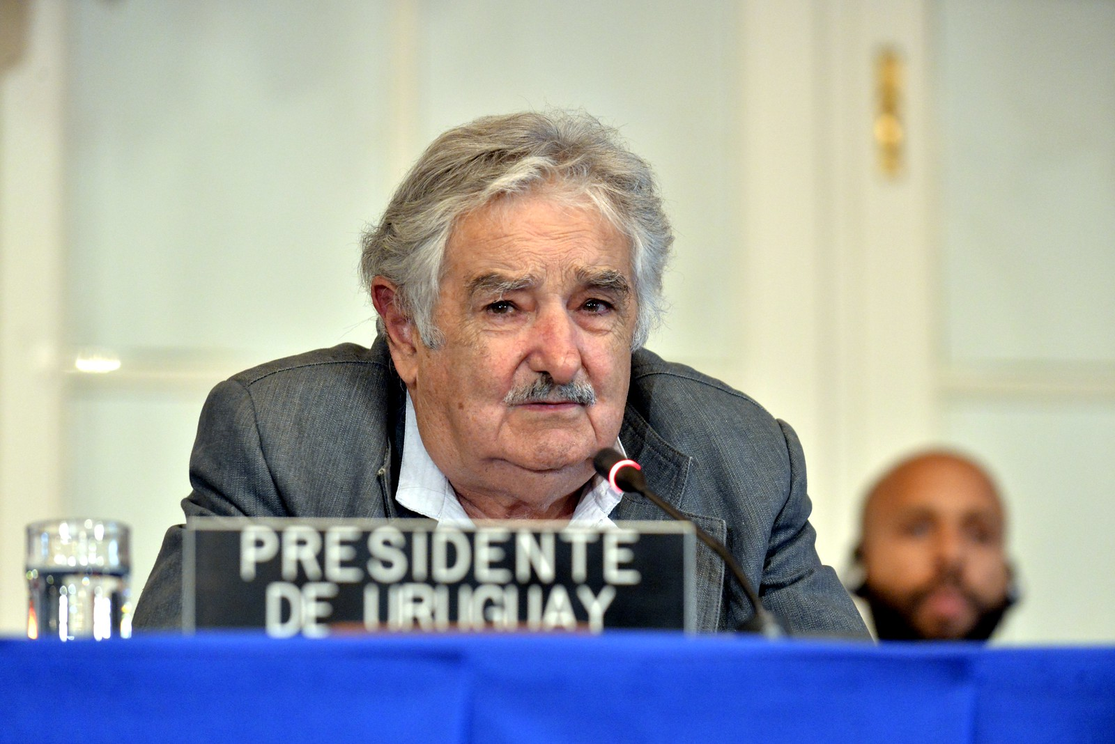Permanent Council Receives President of Uruguay