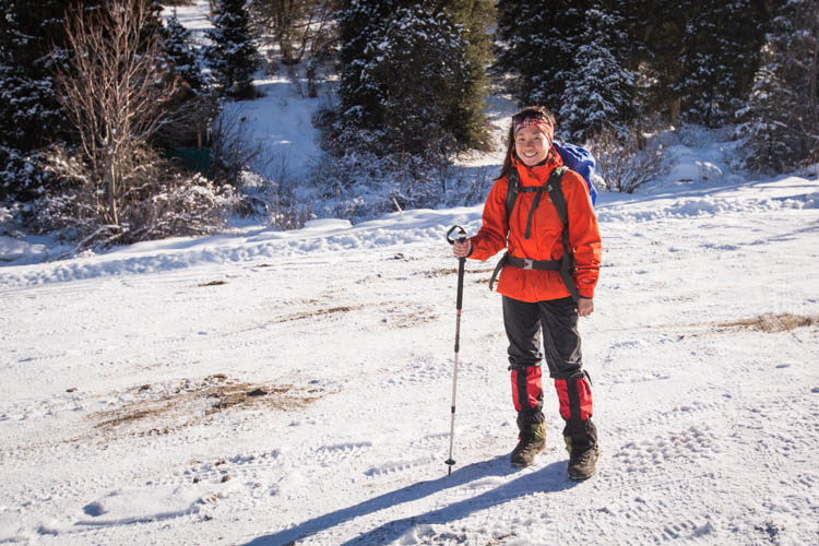 Tips On Hiking In Winter