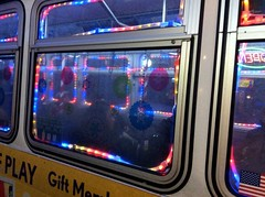 IMG_3919  Holiday lights on the 75 bus in Saint Paul