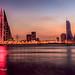 Bahrain Cityscape by Mubarak Fahad