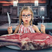 I shoot and eat RAW by John Wilhelm is a photoholic
