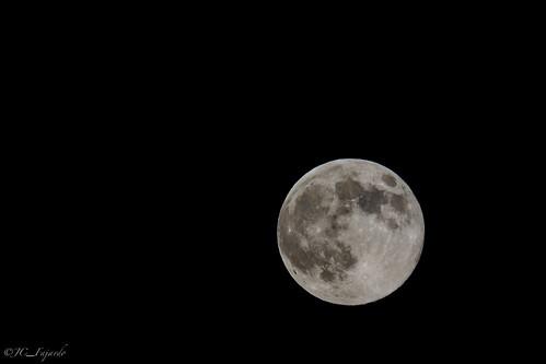 Super luna (Agosto)