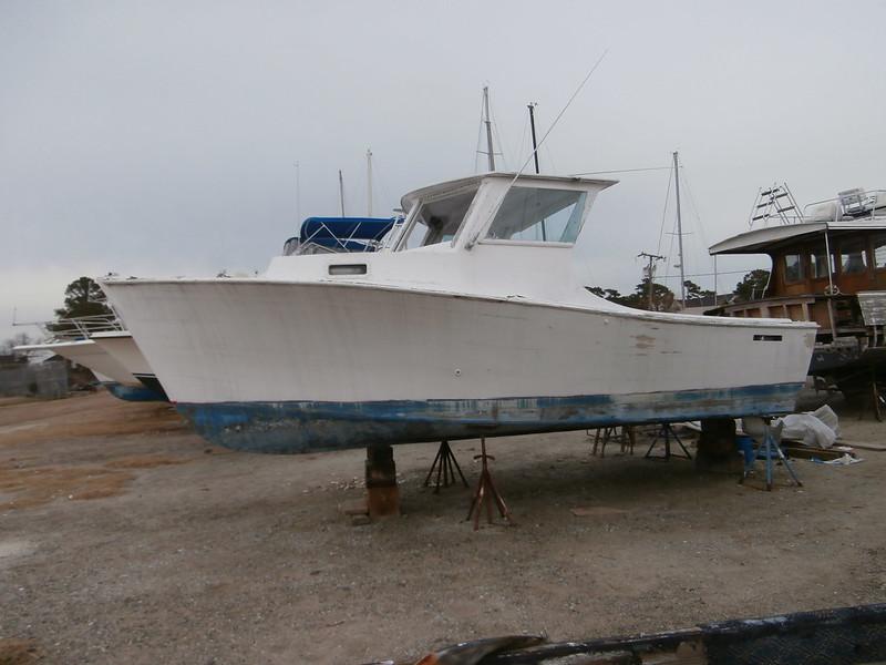 Chesapeake bay fishing boat for Fishing chesapeake bay