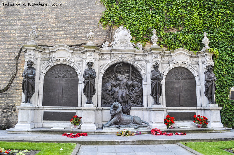 IEPER - Ypres War Victims Monument