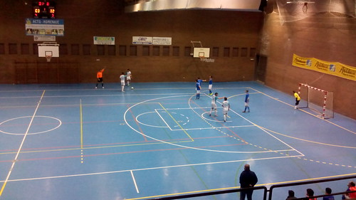 AionSur 16065530511_687db1eceb_d El Arahal FS se hace fuerte en casa Deportes Fútbol Sala