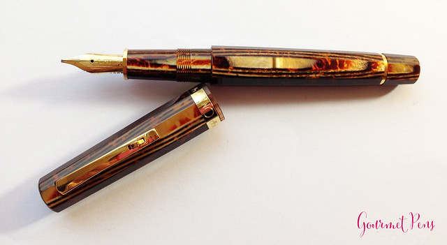 Review: OMAS Arte Italiana Milord Fountain Pen - Broad @PenChalet @OMASsrl @OMASPensUK