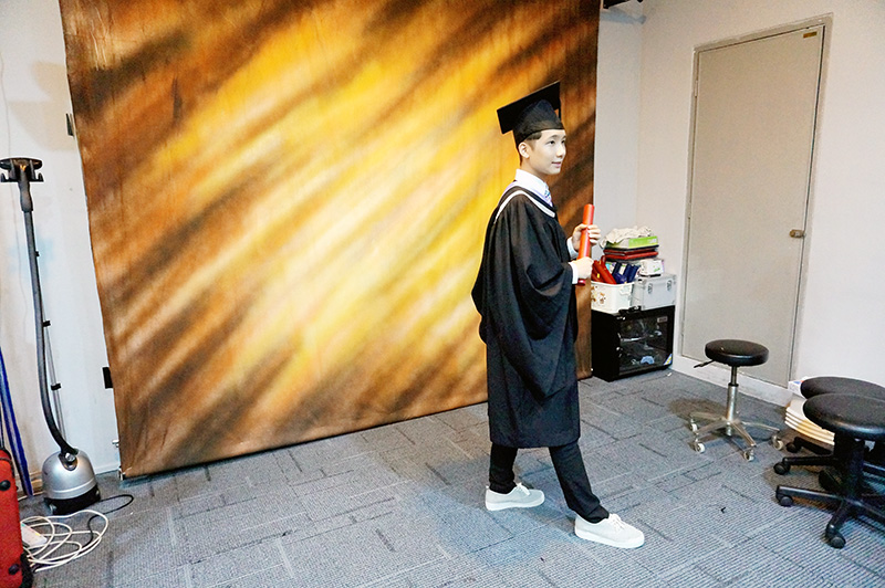 typicalben graduation photoshoot