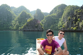 Island Hopping in Coron