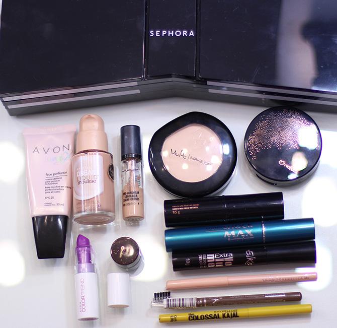 06-maquiagem fácil para festa no fim do dia sempre glamour batom lilás luminoso avon
