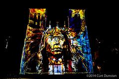 San Fernando Light Show