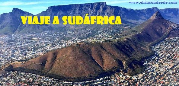 Todos los artículos del viaje a Sudáfrica