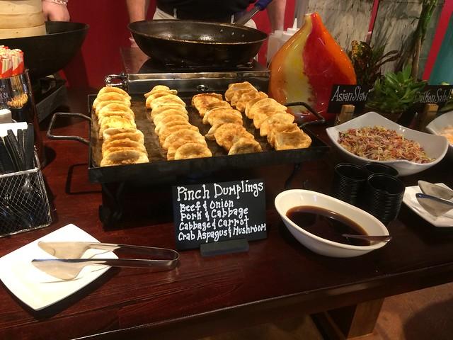 Pinch Dumplings