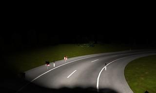 Opel Mokka X AFL-LED Kurvenlicht