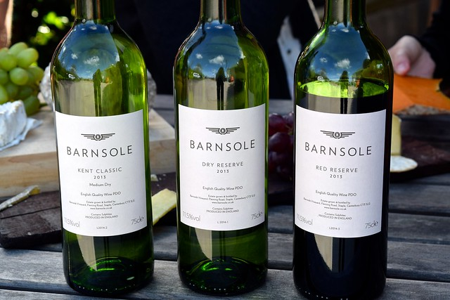 Kentish Wine at Barnsole Vineyard | www.rachelphipps.com @rachelphipps