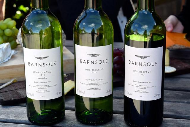 Kentish Wine at Barnsole Vineyard | www.rachelphipps.com @rachelphipps