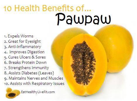 19. Pawpaw/Papaya