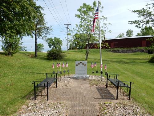 06-03-2016 Ride Almond Veterans Memorial