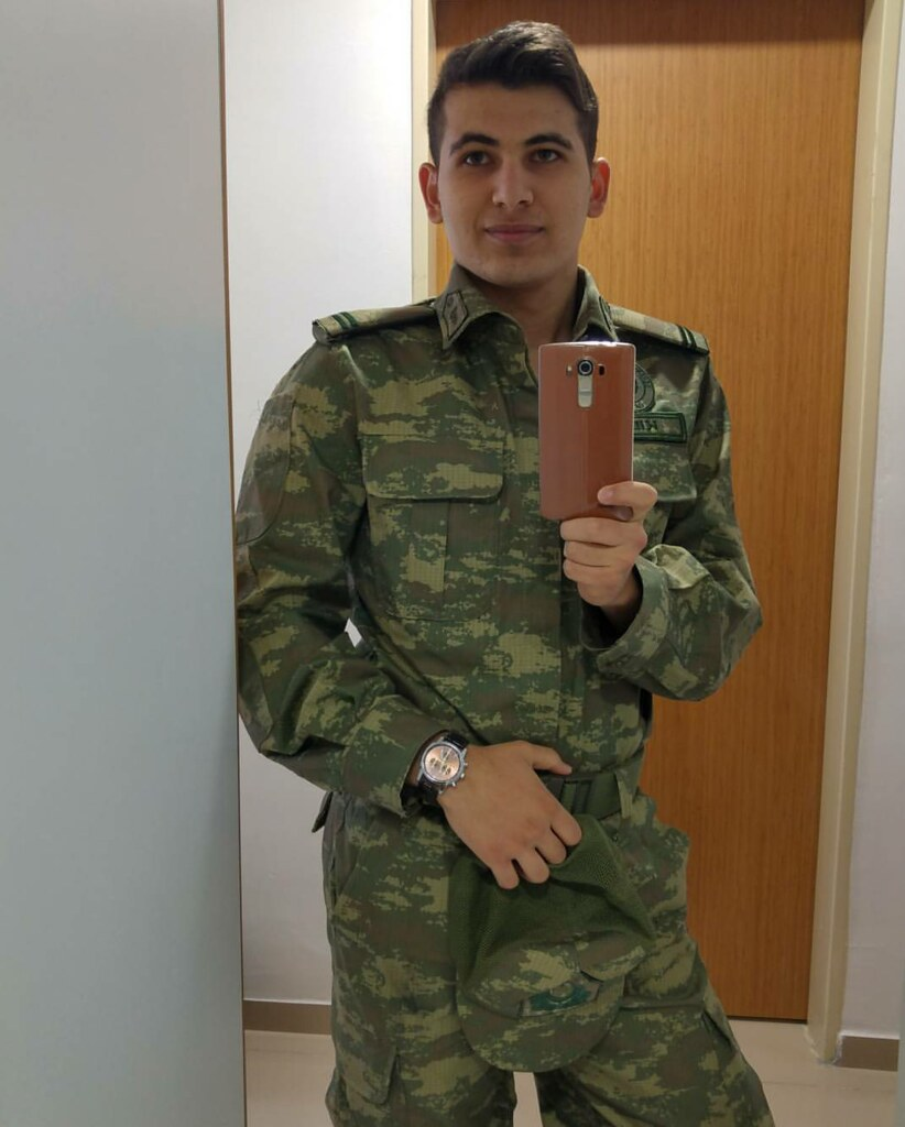 The military man