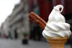 Ice Cream Bokeh