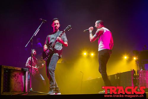 Linkin Park @ Hallenstadion - Zurich