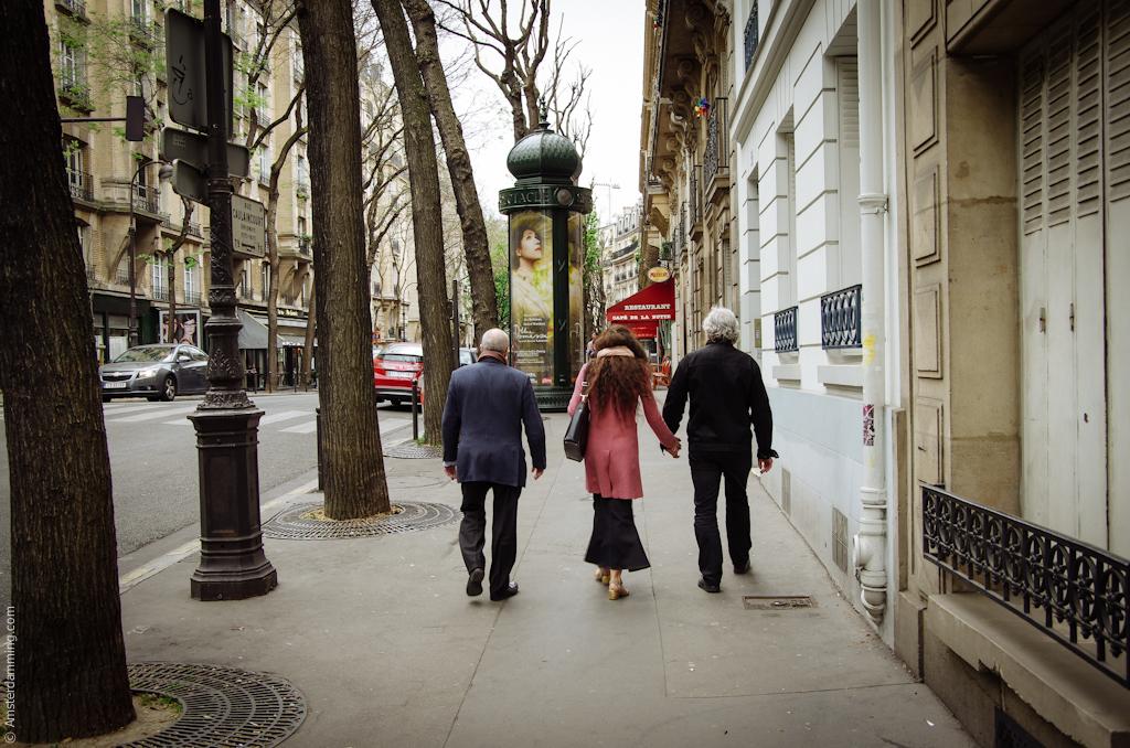 Paris, Spring