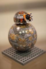New Style Astromech in LEGO