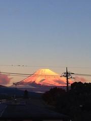 Mt.Fuji 富士山 11/27/2014