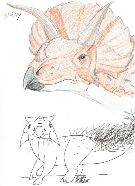 11.8.14 - Draw Dinovember