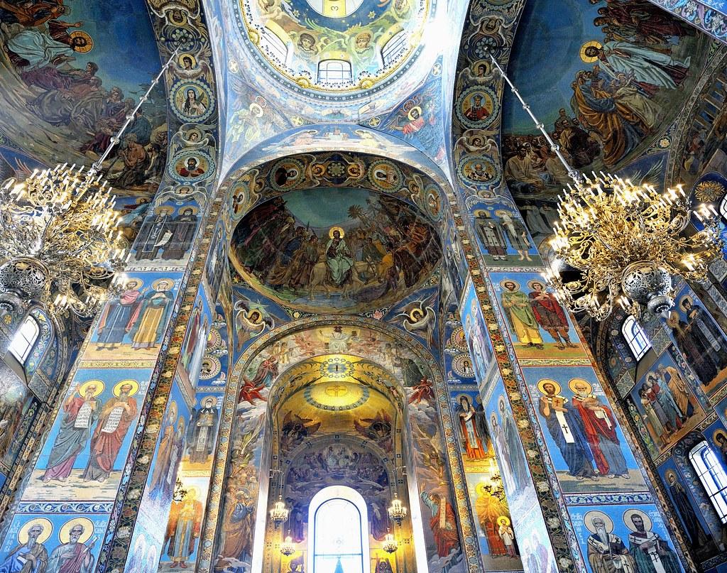 Church of the Savior on Spilled Blood, Saint Petersburg 2014