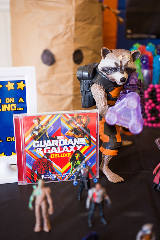 Guardians of the Galaxy Party Decorations