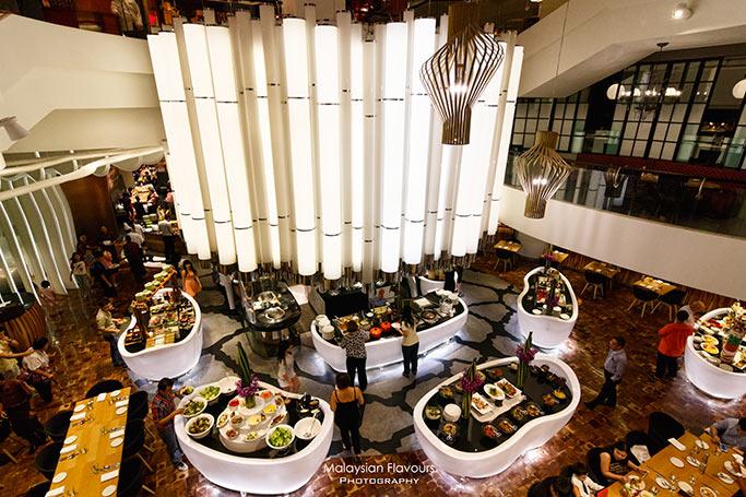 Opulent Festive Buffet Vasco S Hilton Kuala Lumpur