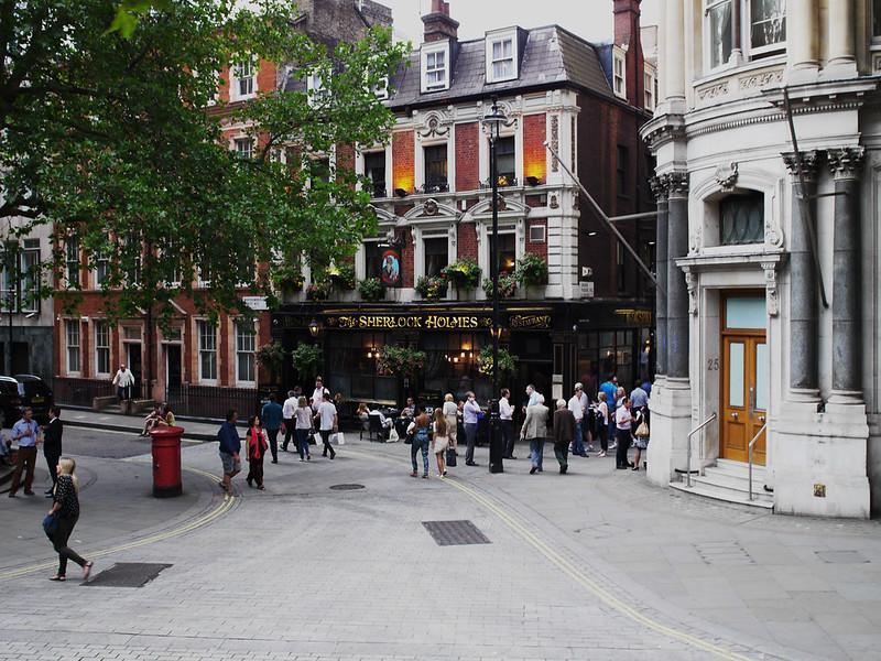 LondonHolmes