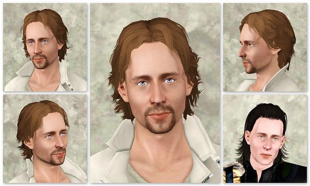 Sim Closeups