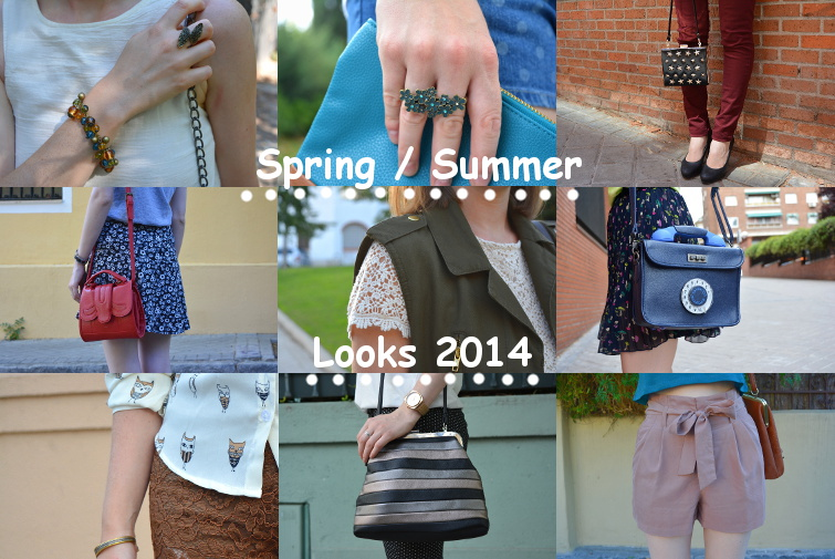 Spring-summer looks 2014