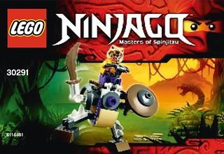 LEGO Ninjago 30291