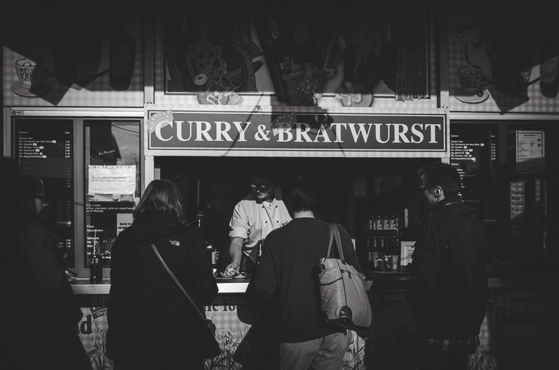 Bio Currywurst