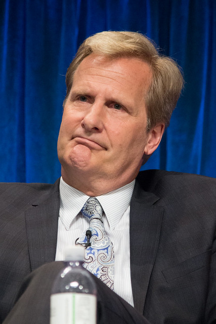 Header of Jeff Daniels
