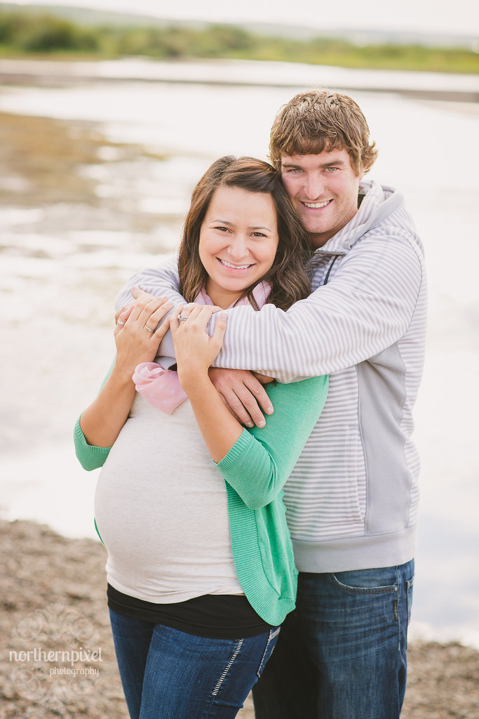 Maternity Session - Vanderhoof BC