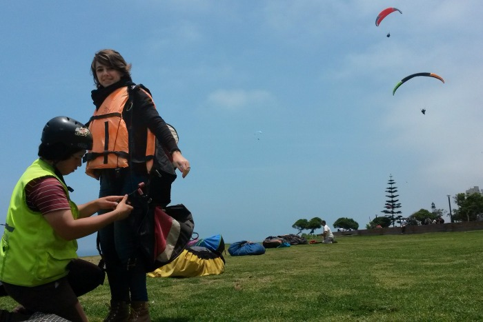 Lima Paraglinding