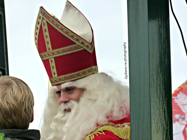 Sinterklass in Julianadorp