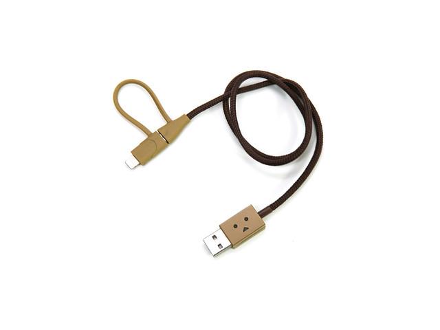 阿楞發光 USB 充電傳輸線 @3C 達人廖阿輝