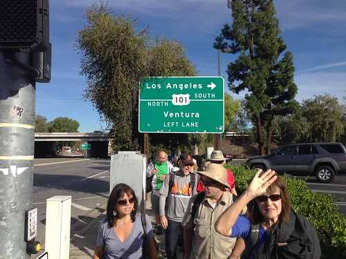 Great Los Angeles Walk 2014