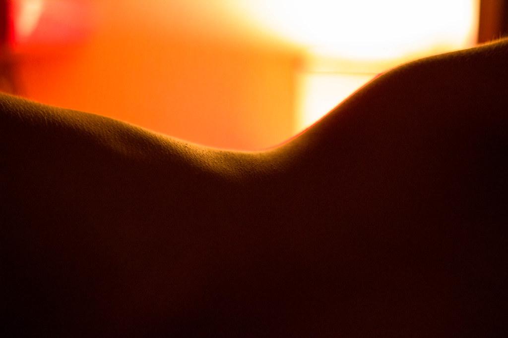 Las dunas de tu piel.